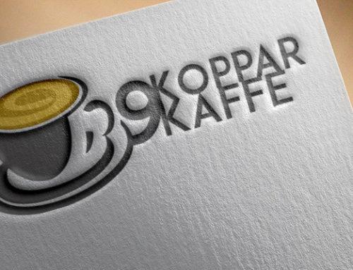 9 Koppar Kaffe